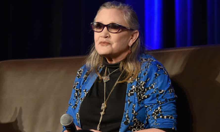 'I had always wanted to show my mother off the stage, off the screen, because she's such an amazing character' - Carrie Fisher