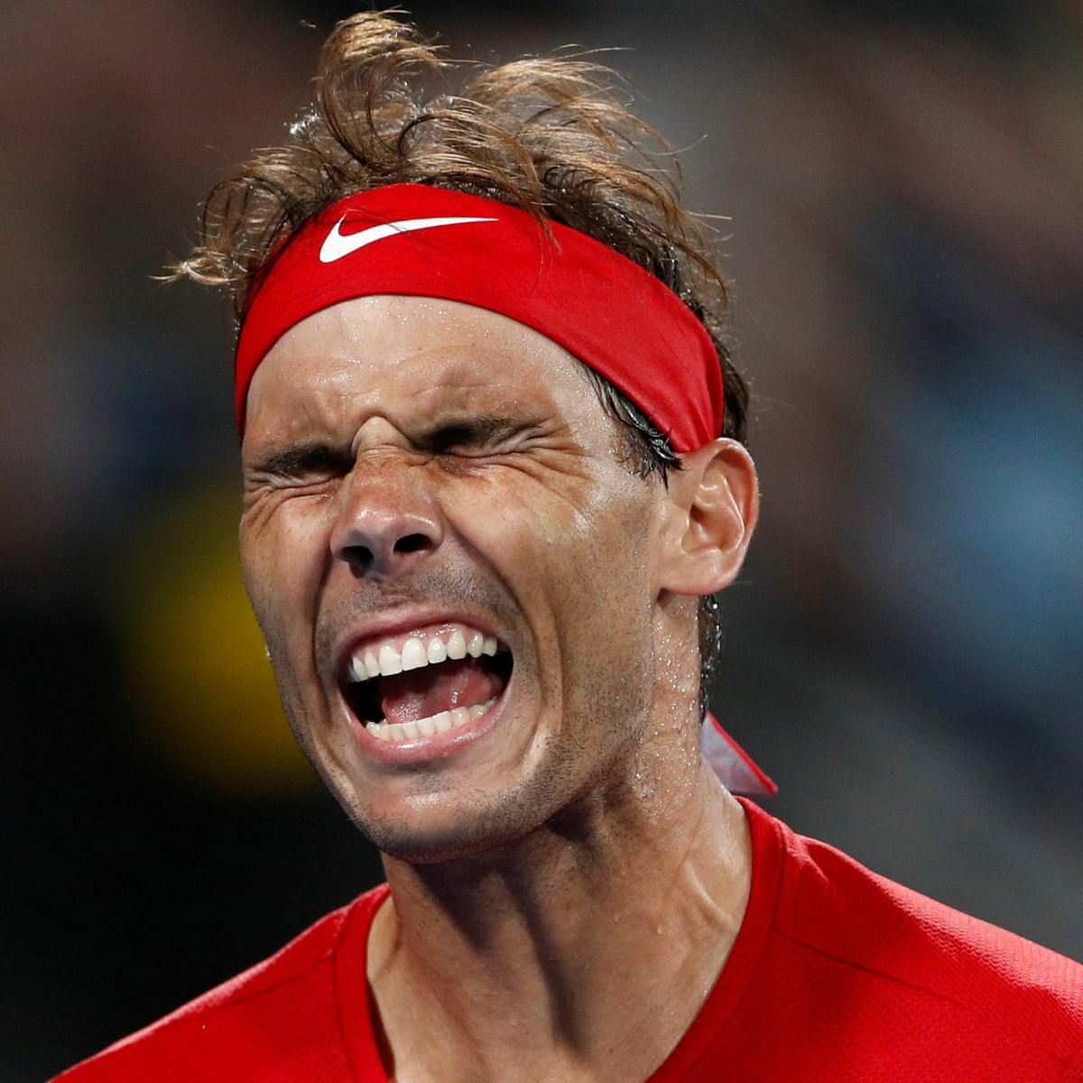 Rafael Nadal To Face Novak Djokovic As Spain And Serbia Set Up Atp Cup Final Sport The Guardian