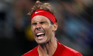 Rafael Nadal's victory over Australia's Alex de Minaur put Spain into the ATP Cup final.