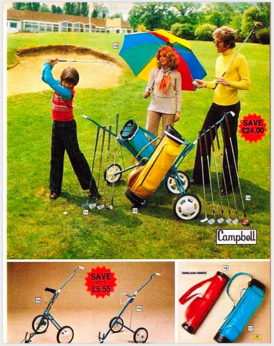 An Argos catalogue from 1976-7.