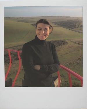 Sandra Moretti.