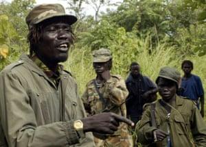 LRA commander Caesar Achellam