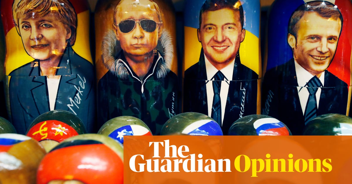 Could peace in eastern Ukraine finally be at hand? | Olga Oliker