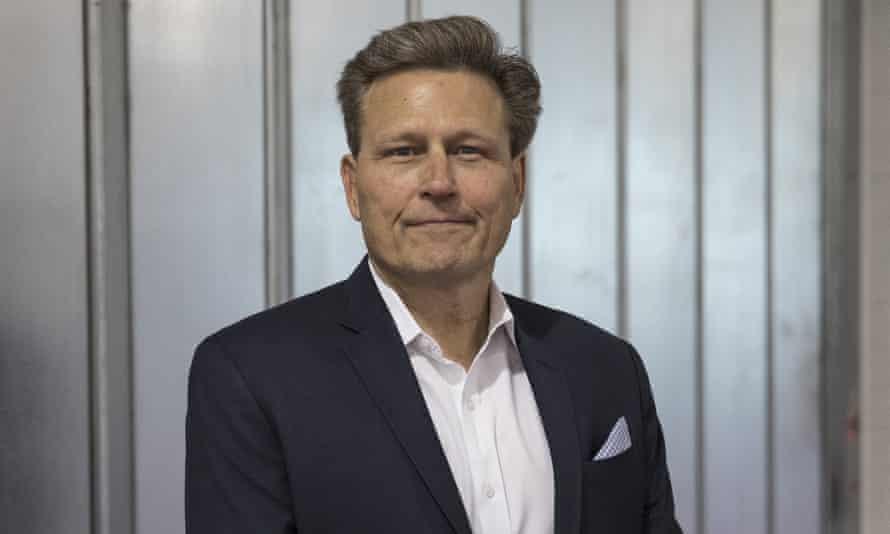 David Baldacci.