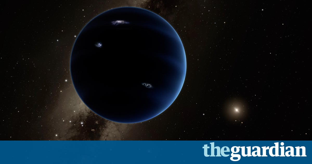 A possible ninth planet may be the reason for a tilt in ...
