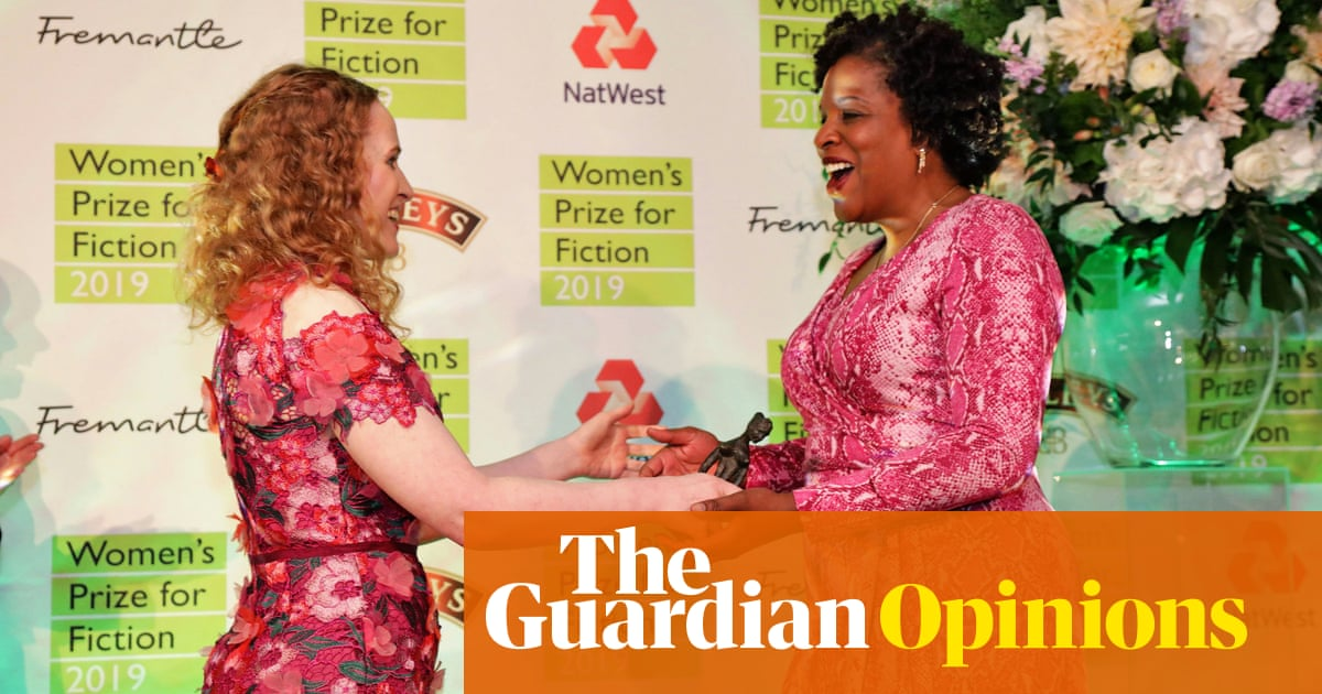 The new award from the Women's prize should scrap its age limit