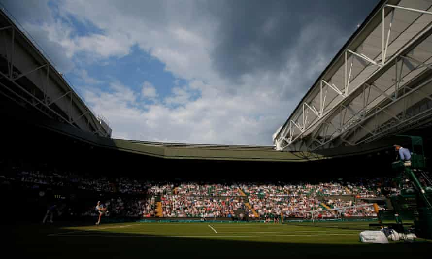 Wimbledon's Centre Court is set to be full on 10 and 11 July