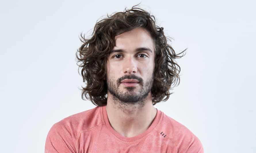 'The only thing I was good at was sport': Joe Wicks.