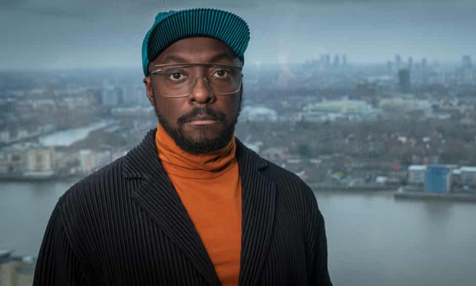 Will.i.am: in The Blackprint, he looks at racism in Britain.