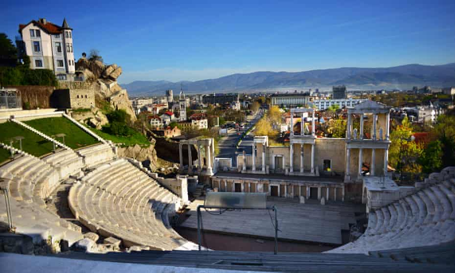 Ancient Theatre of Plovdiv