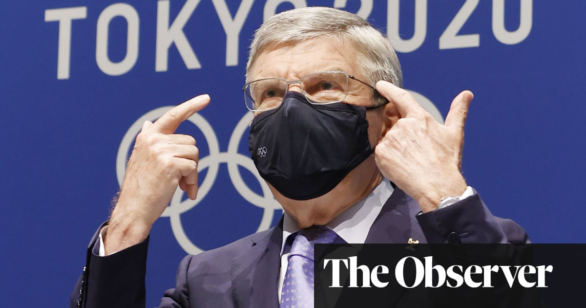 IOC president promises 'safe' Olympics despite athletes' village Covid case