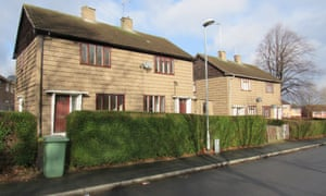 70 homes on the Oulton estate in Leeds could be demolished.