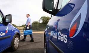 British Gas is losing thousands of customers every month.