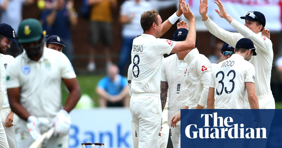 We were outstanding: Joe Root delighted after England thrash South Africa in third Test – video
