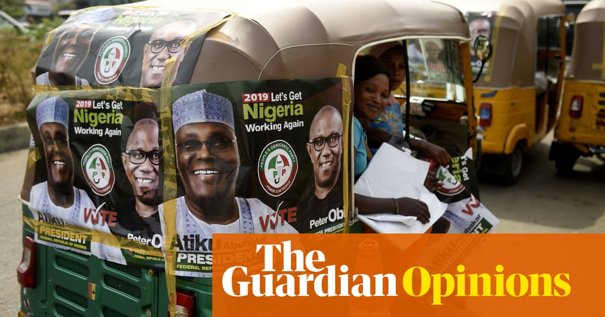 Nigeria's new president is bound to fail – whoever wins the election