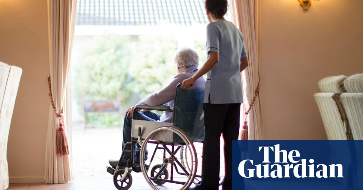 Suddenly, my 94-year-old great aunt must leave her care home