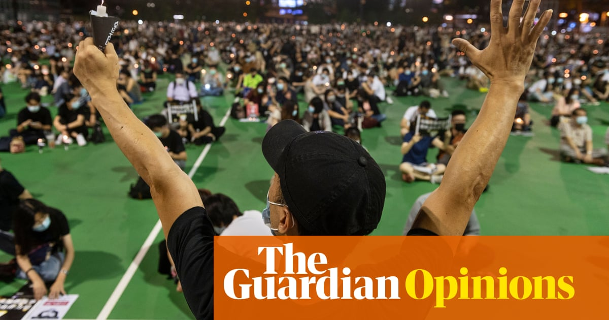 By banning Tiananmen vigils in Hong Kong, China is trying to rewrite history
