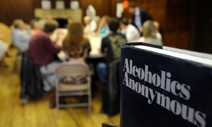 alcoholics dating service