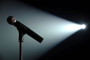 Might broadcast exposure affect comedians' stage earnings?