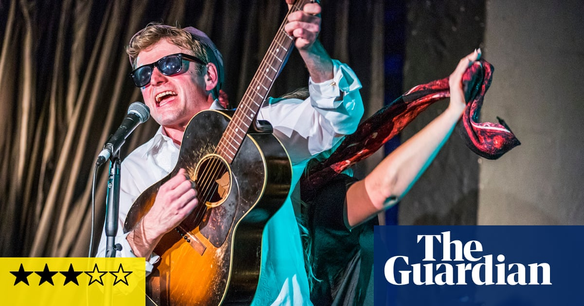 The Lost Disc review – tall tale of a great Glastonbury bootleg