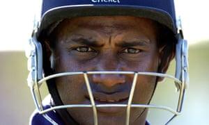 The former Sri lankan captain Sanath Jayasuriya has been issued with a two-year cricket ban.