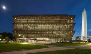 A 100-year campaign … the NMAAHC on the Mall.