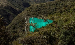 The forests of Wayqecha, Peru