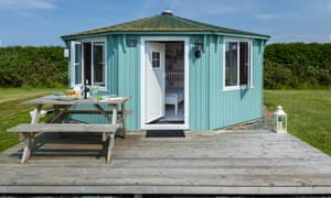 Coastal Cabin with deck