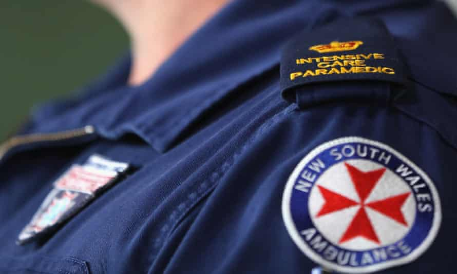 Logo of NSW Ambulance
