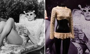 Shirley MacLaine composite