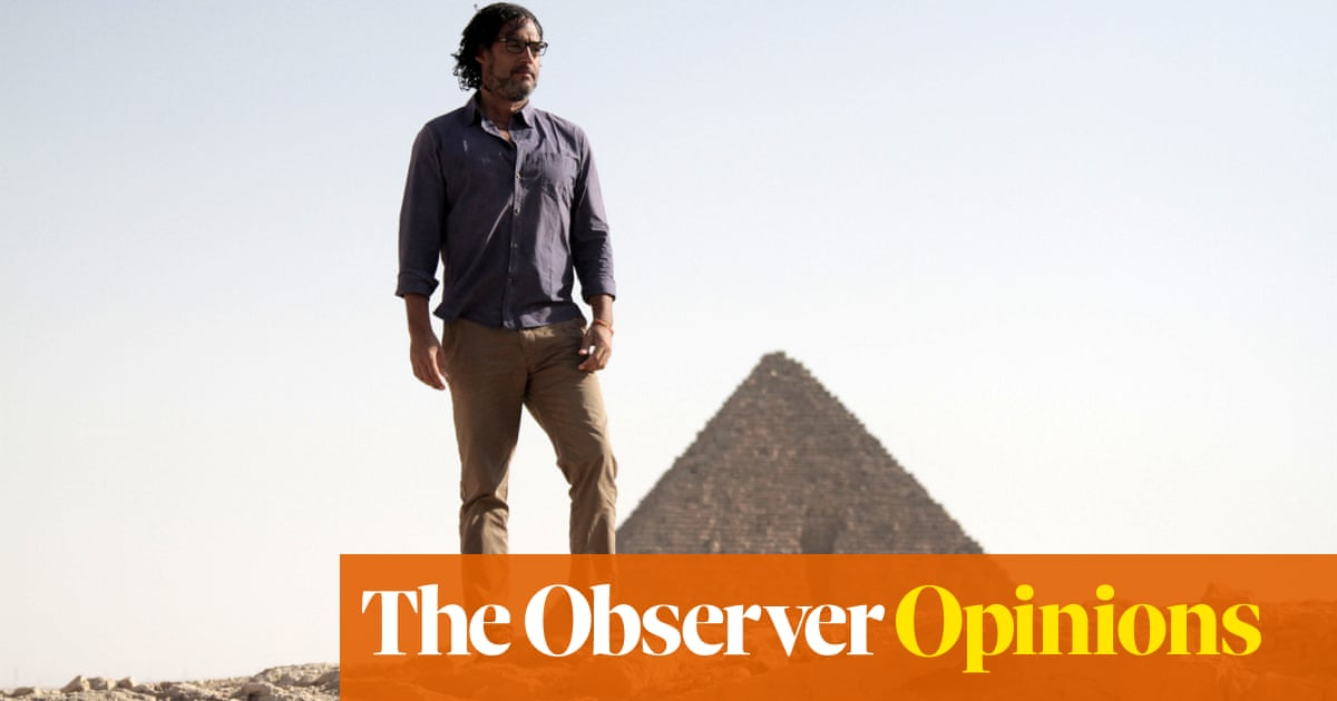 Civilisation revisited | David Olusoga | Opinion | The Guardian