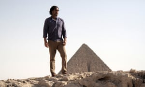 David Olusoga and his copresenters take in a global perspective in the new series.