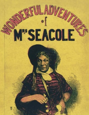 Detail from the cover art for the Penguin Classics edition of Mary Seacole's Wonderful Adventures.