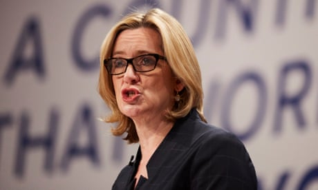 Amber Rudd speech on foreign workers recorded as hate incident