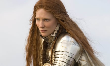 Cate Blanchett delivers the Tilbury speech in the 2007 film of Elizabeth: The Golden Age.