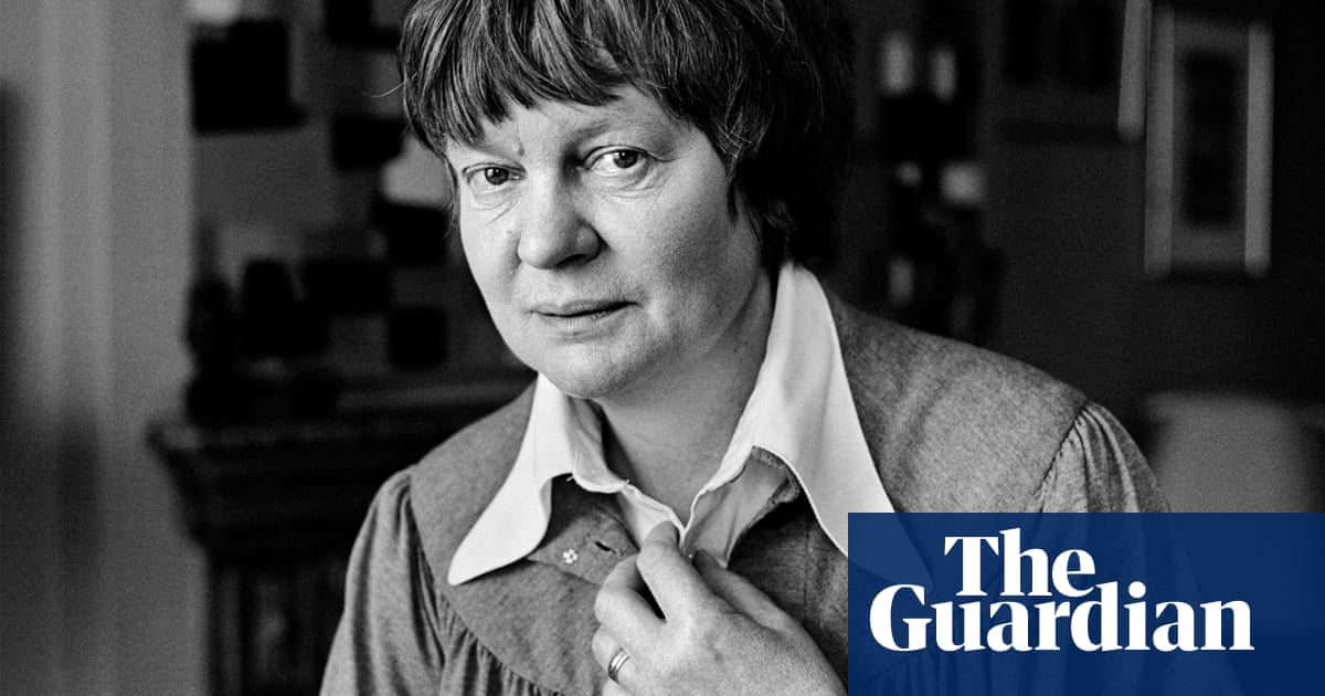 Iris Murdoch at 100: 'Her books are full of passion and disaster'