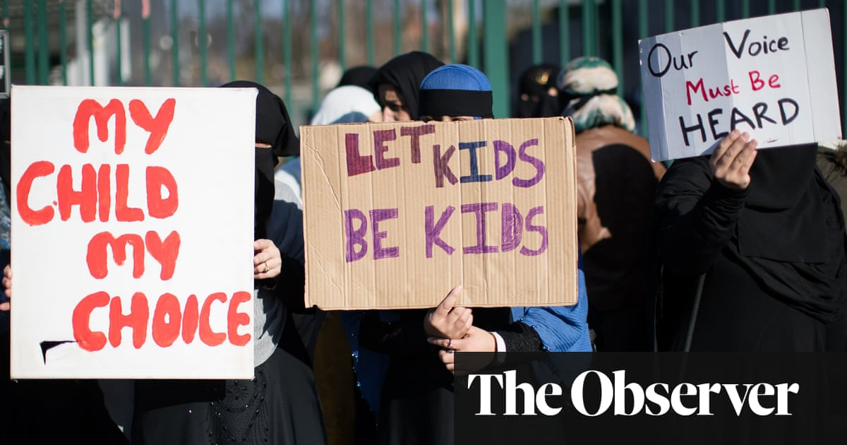 We can't give in': the Birmingham school on the frontline of