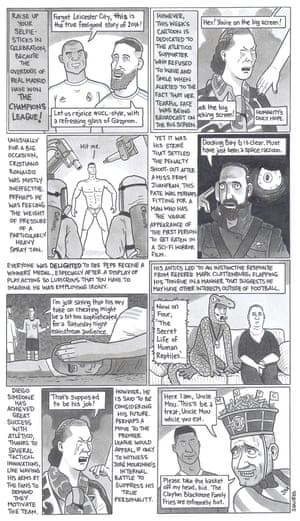 David Squires on …