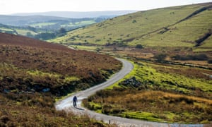 Lost Lanes West Country cycles. Widecombe Way