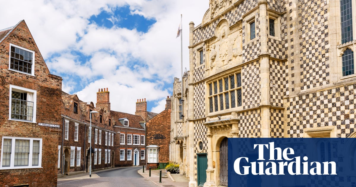 Let's move to King's Lynn, Norfolk: it's beautiful – all ...