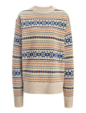 Fairisle, £275, joseph-fashion.com