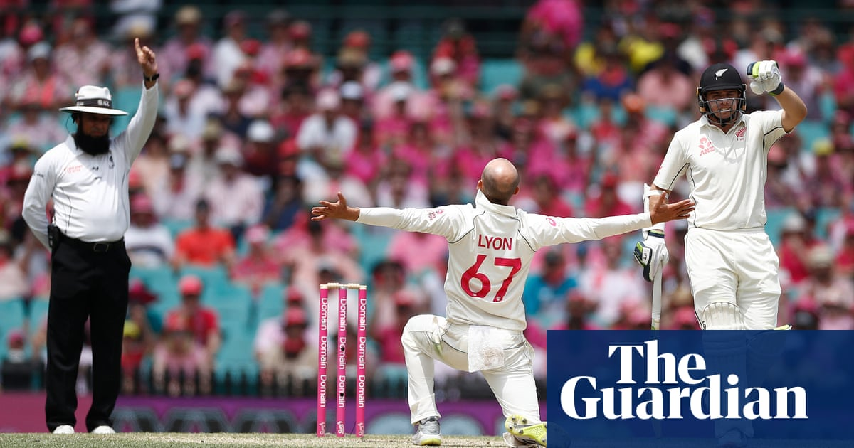 Nathan Lyon spins Australia closer to victory on day three at the SCG