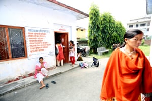 The FPAN clinic in Dang