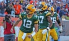'I own you': Rodgers mocks Bears fans as Packers continue domination of Chicago thumbnail