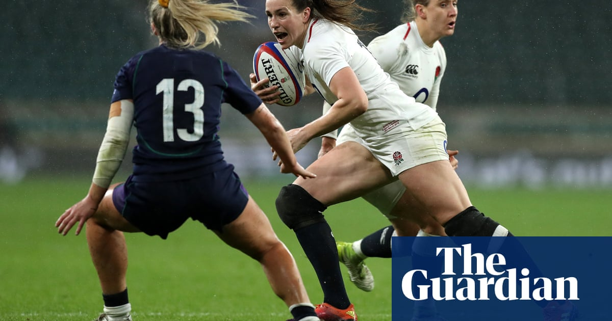 Emily Scarratt focuses on France after whirlwind week and world award | Emma John