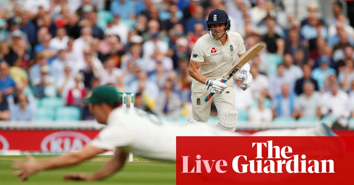 Ashes 2019: England v Australia, fifth Test day one – live!