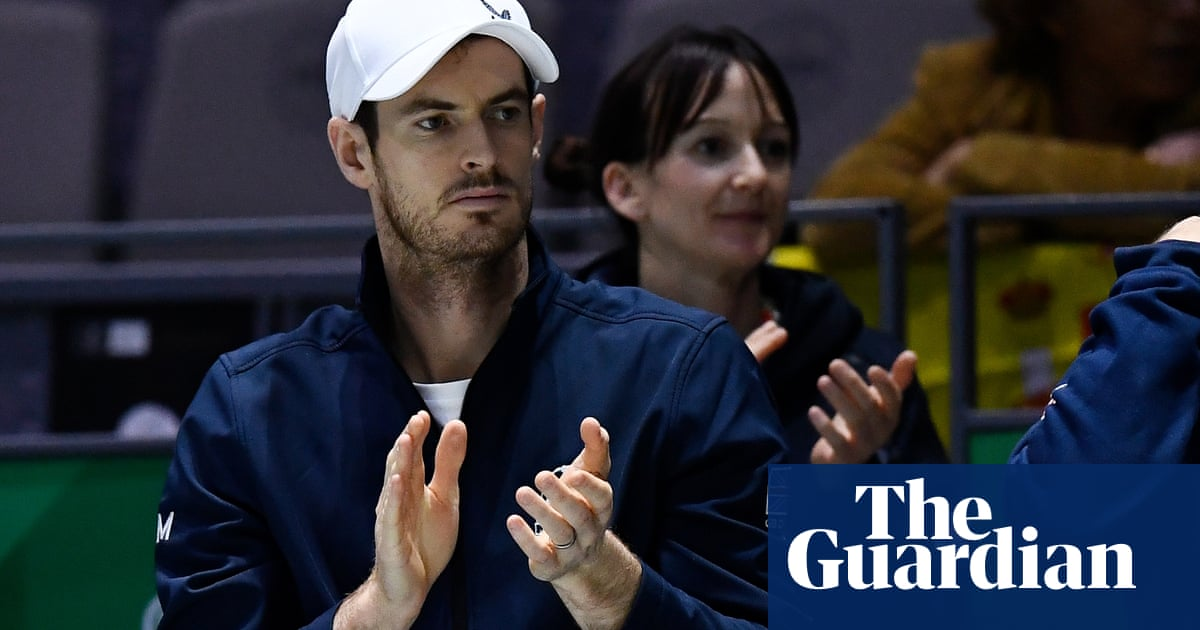 Queens Club have fingers crossed Andy Murray will play in tournament
