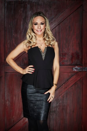 "Kristina Rihanoff. The Strictly dancer's autobiography <a href=""http://www.officialkristinarihanoff.com/"">Kristina Rihanoff: Dancing Out of Darkness: My Story</a> is out now."