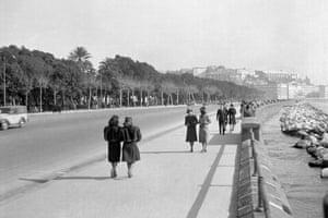 Naples's Caracciolo promenade