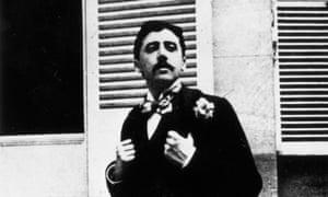 Marcel Proust, circa 1900.
